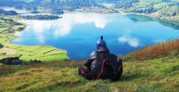 sao miguel site Parapente aux Açores