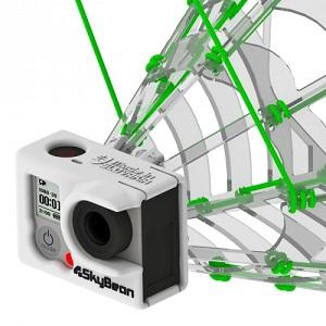 Accessoires caméra embarquée pour le parapente