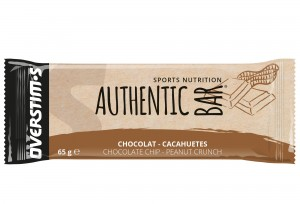 authentic bar chocolat cacahuetes