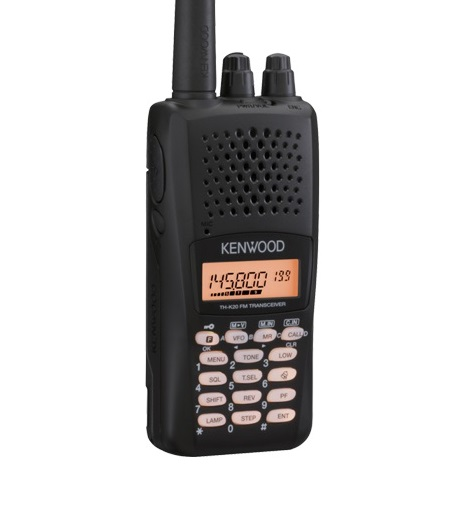 radio parapente Kenwood TH-K20E couv