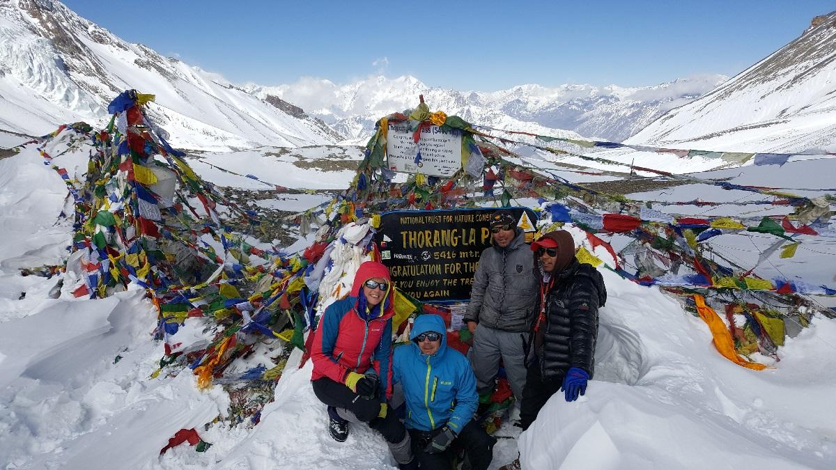 voyage parapente au Népal de Sébastien et Manu