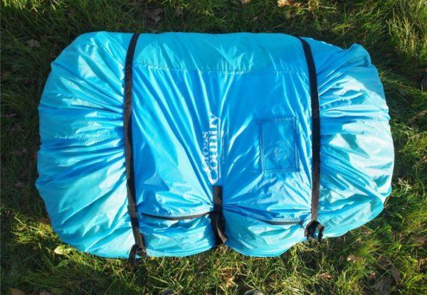 sac parapente Fast Pack en sac de portage