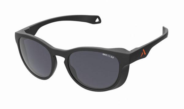 lunettes soleil fortyfly altitude eyewear noire