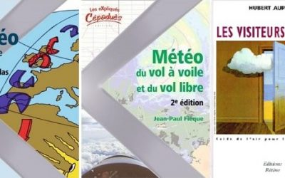 livres météo parapente