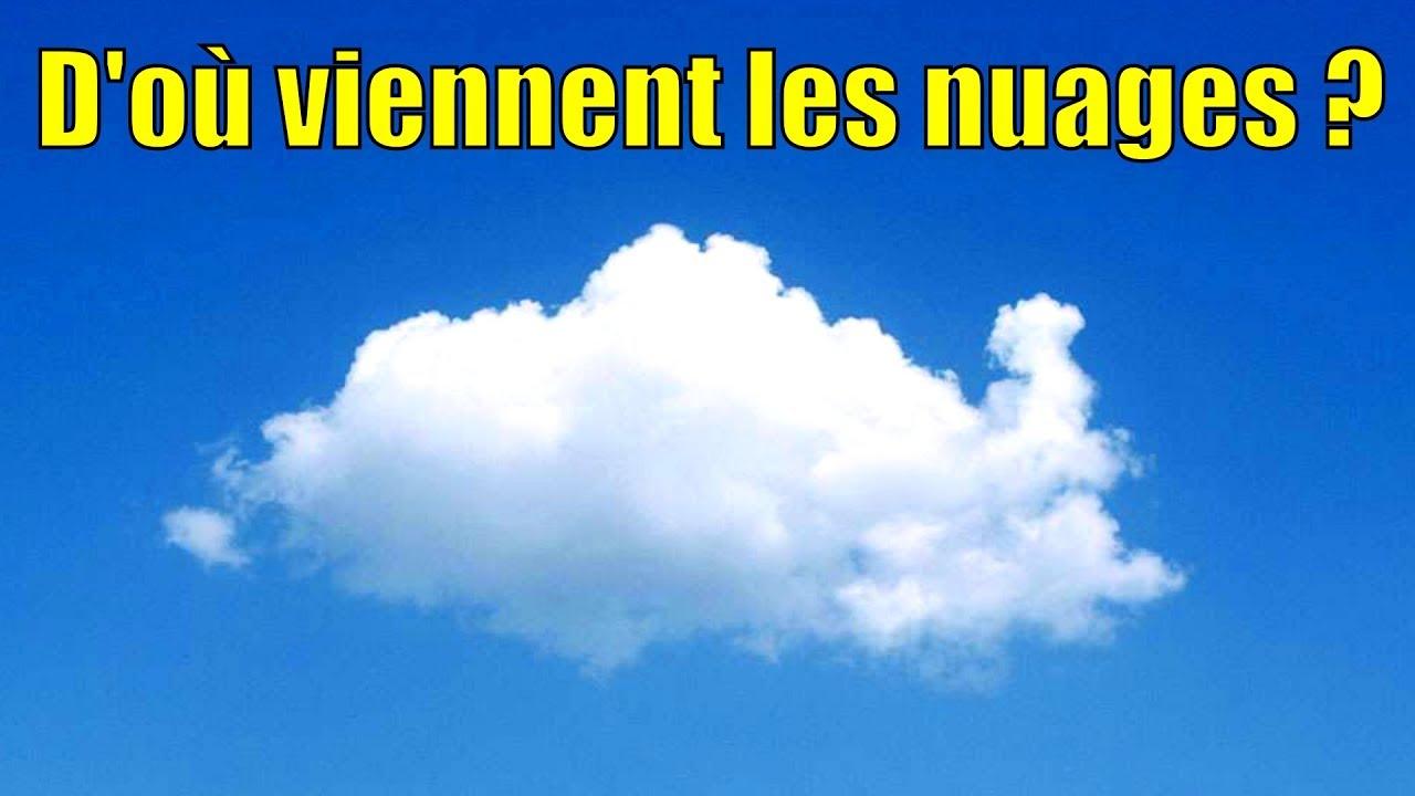 formation des nuages
