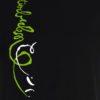 T-shirt parapente FUMIGENE NOIR H19V