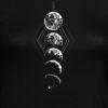 T-shirt parapente LUNA NOIR F13