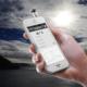 Anémomètre pour smartphone Windoo 1 - modèle démo