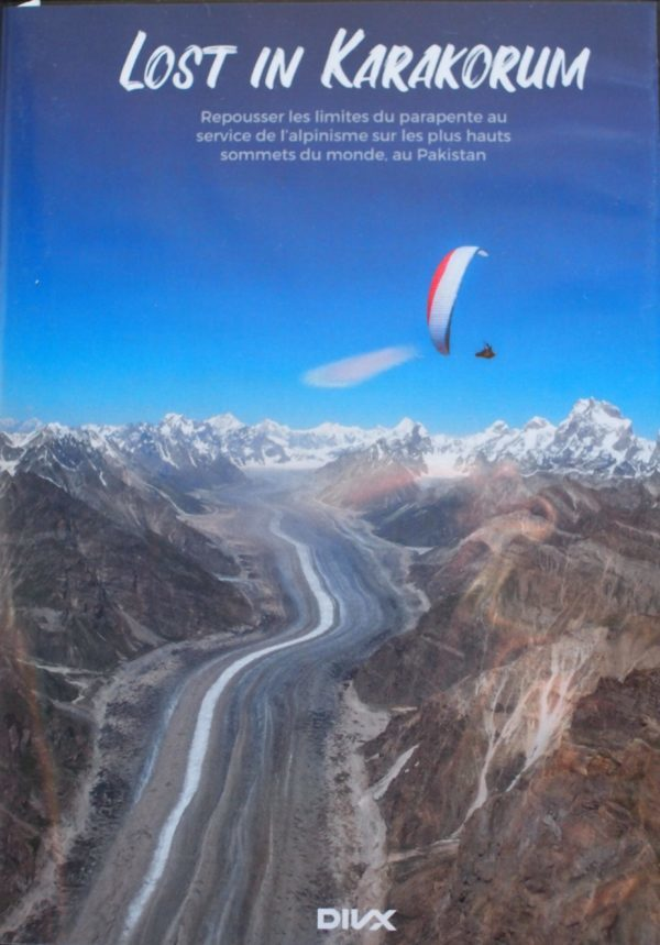DVD Lost in Karakorum