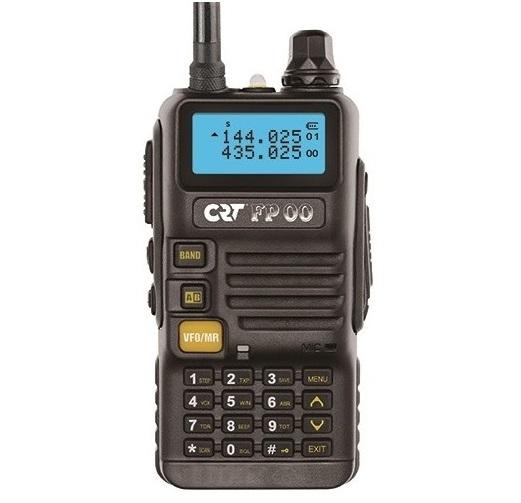 radio crt-fp-00