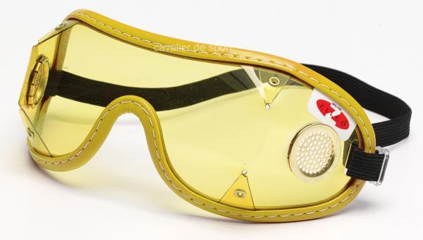 lunette zilco verre ambré