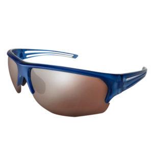 lunettes soleil parapente Cloud-cristal-bleu-PC3-argent