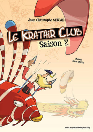 BD kratair club saison 2