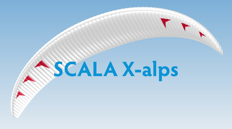 phi scala X-Alps 3 couv