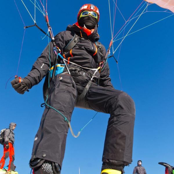 Sellette Crux Sky paragliders frace