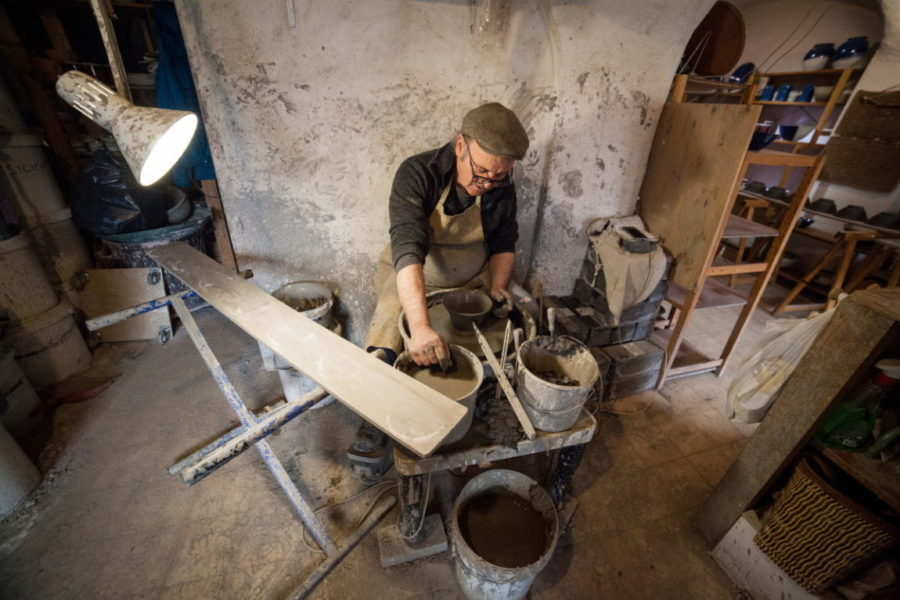 Atelier poterie ©Marie LACHAUD