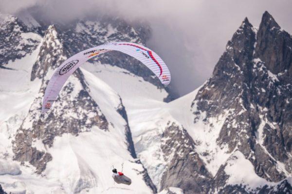 Le Mont Blanc est le plus gros obstacle de la course