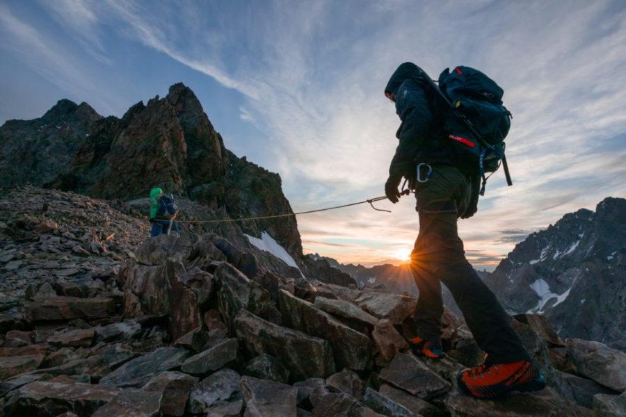 Paysages et alpinisme glacier ©Thibaut BLAIS