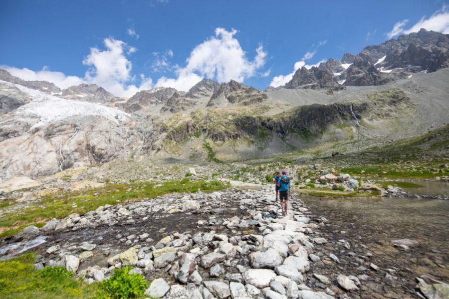 Randonnée Refuge du glacier blanc ©Thibaut BLAIS