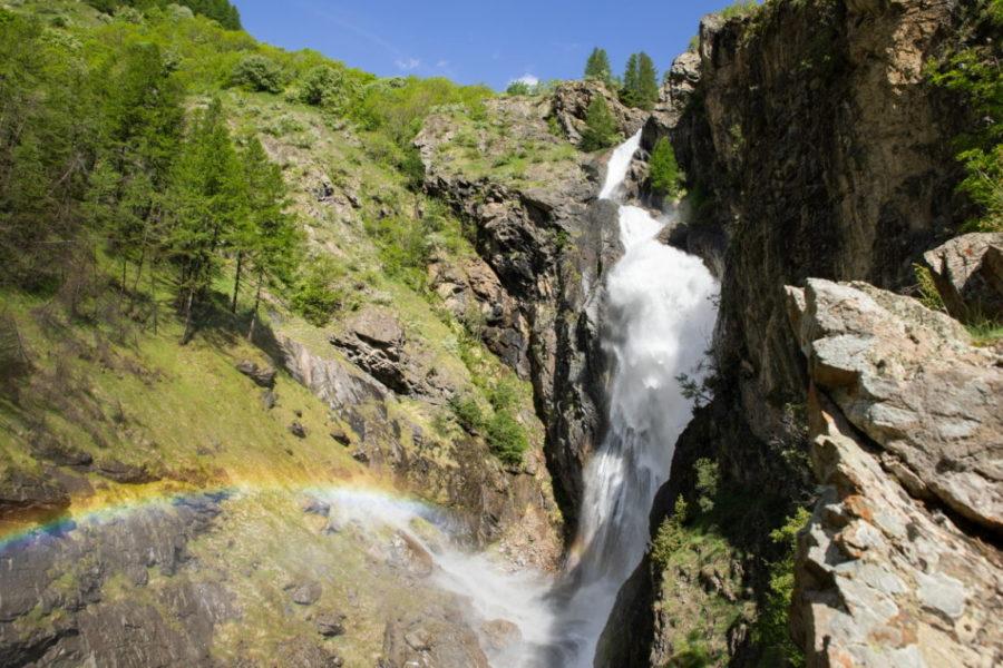Randonnée sentier des cascades Dormillouse ©Jan NOVAK