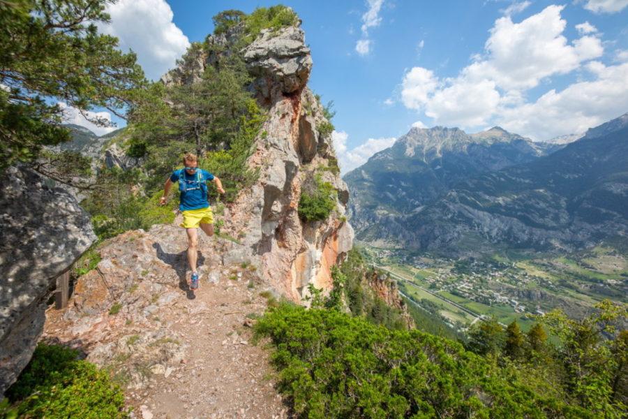 Trail parcours 6 nos aieux ©Thibaut BLAIS