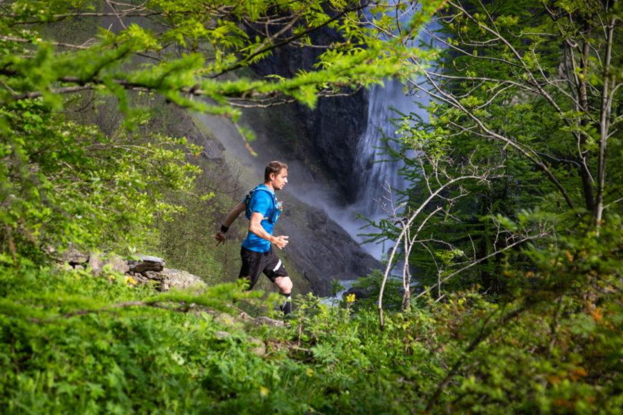 Trail sentier des cascades ©Jan NOVAK