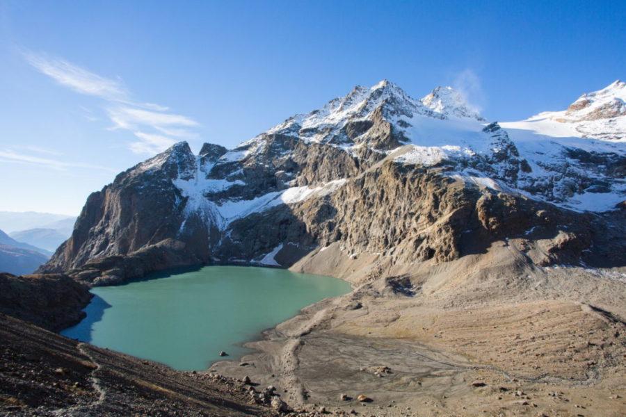 Lac de l'Eychauda ©Thibaut BLAIS