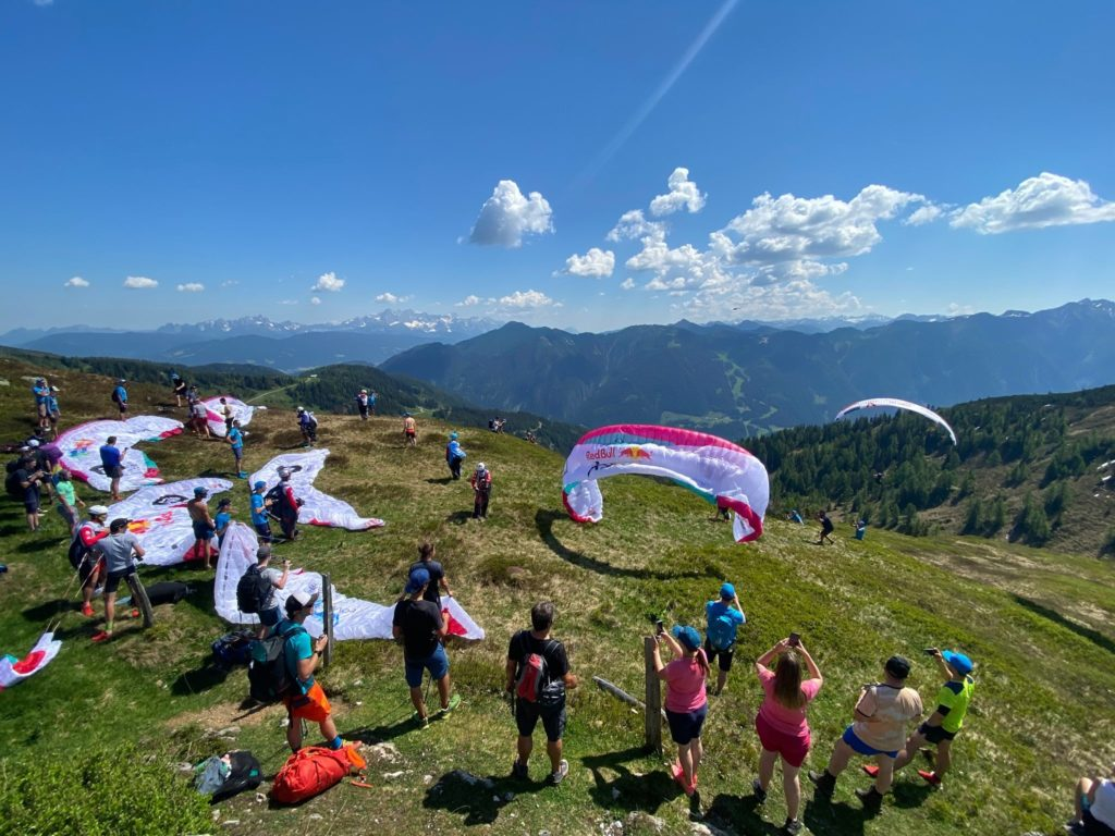 red bull x-alps prologue