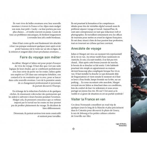 """""""Vanlife"""", portraits de nouveaux nomades"""