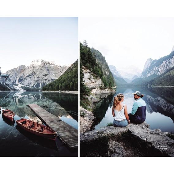 """""""Vanlife"""", portraits de nouveaux nomades - aventure"""