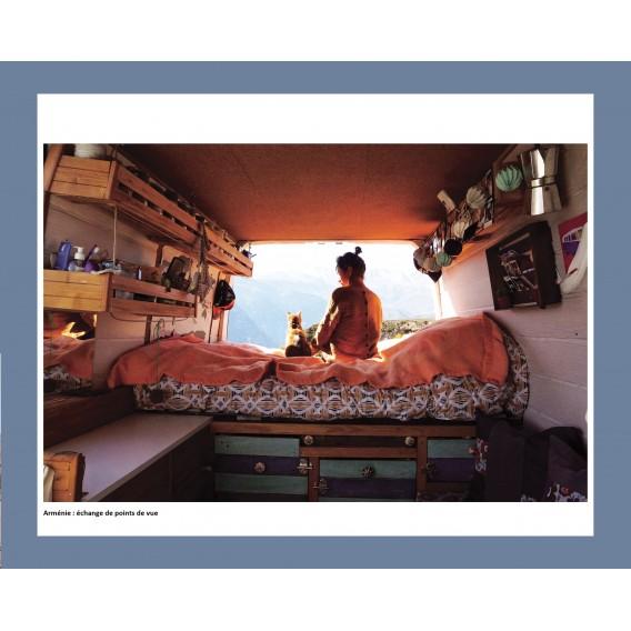 """""""Vanlife"""", portraits de nouveaux nomades - intérieur van"""
