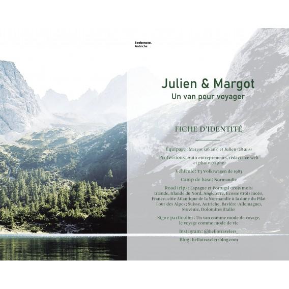 """""""Vanlife"""", portraits de nouveaux nomades - Julien et Margot"""