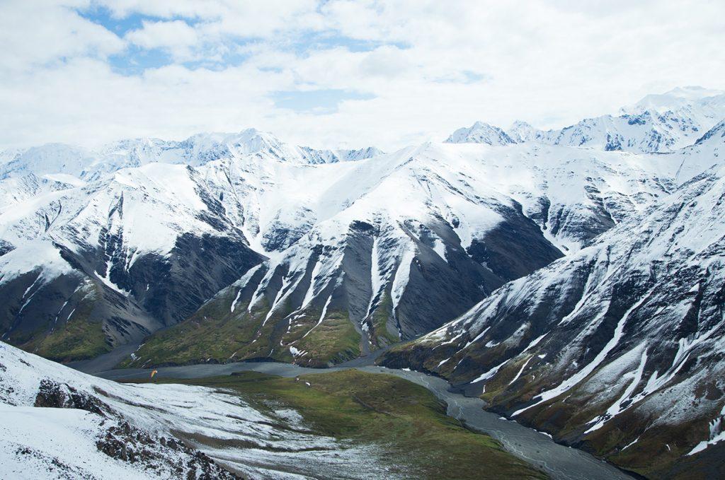 """""""North of Known"""", traversée de l'Alaska Range par Gavin et Dave"""