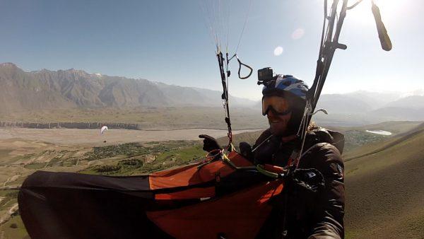Alain Lehoux Parapente au Tadjikistan