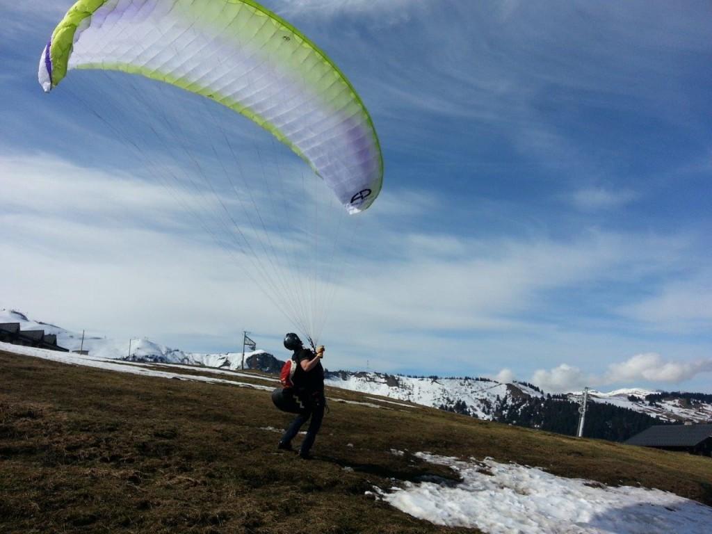 La mini aile AIR DESIGN Susi 2 essayée par Laurent Van Hille