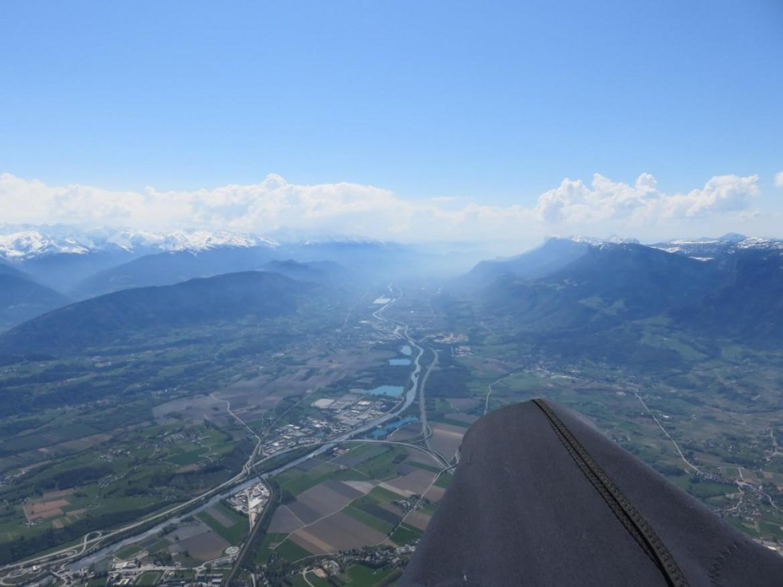 Le vol d'essai d'Arnaud SECHER avec la Kortel Kross (202km)