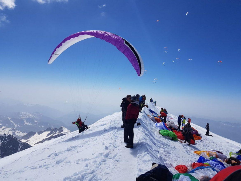 Augmentez votre sécurité dans la pratique du parapente en haute montagne