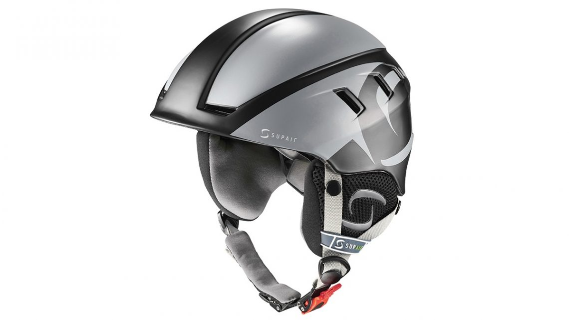 Casque parapente SUPAIR Black
