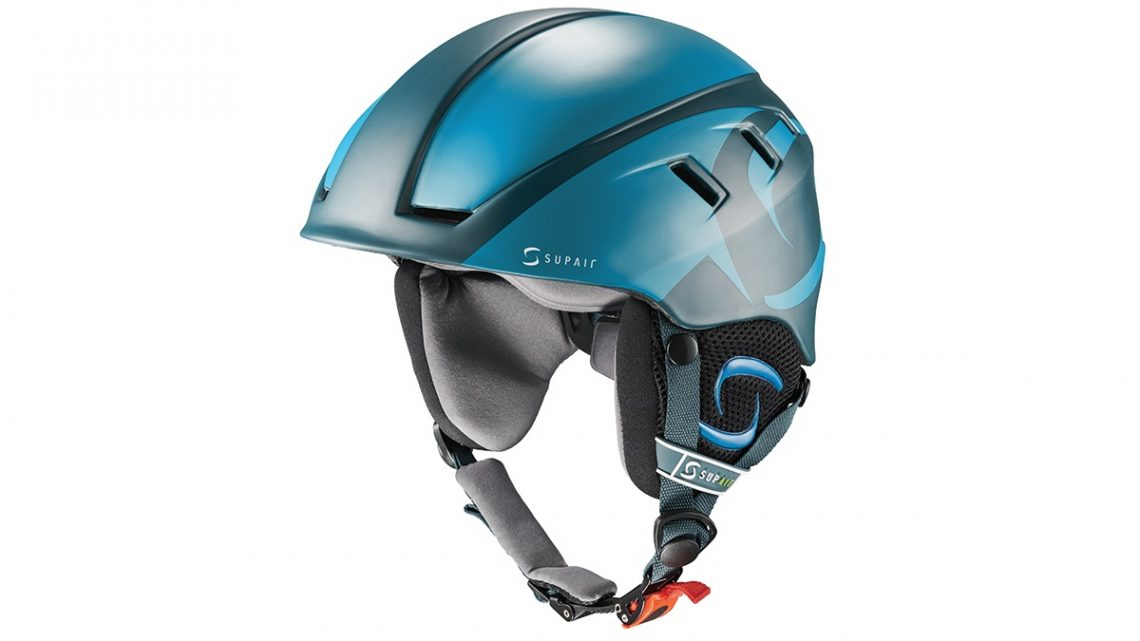 Casque parapente SUPAIR Dark blue