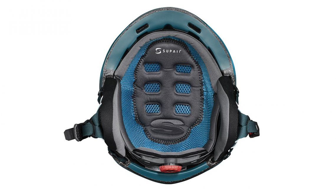 Casque parapente SUPAIR Dark blue