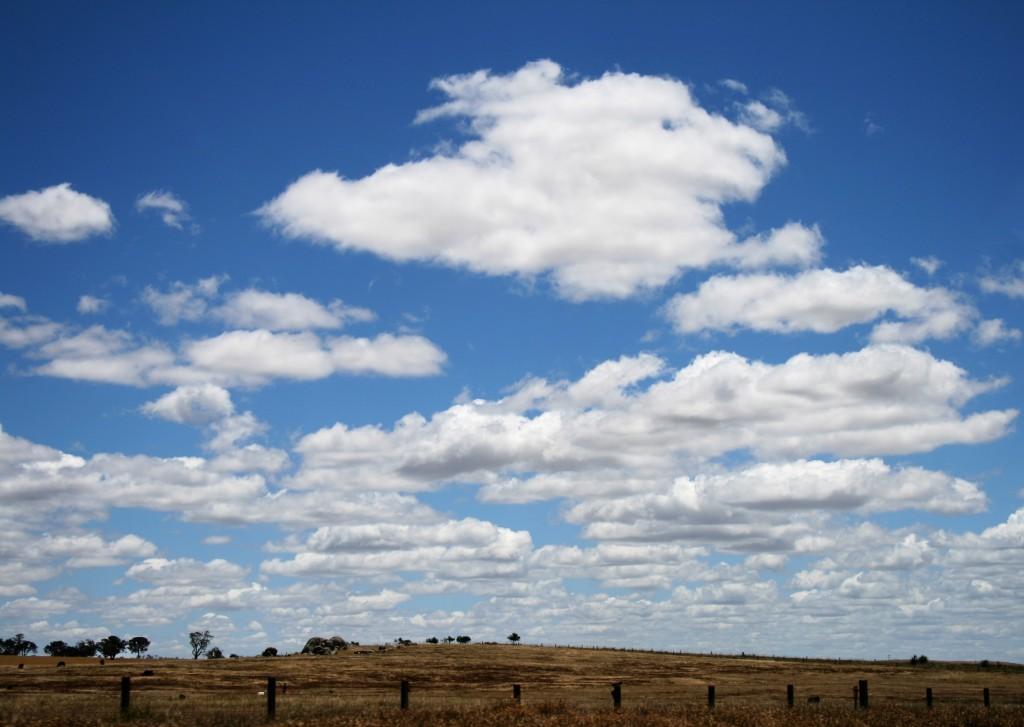 Bien savoir distinguer les différents types de nuages convectifs