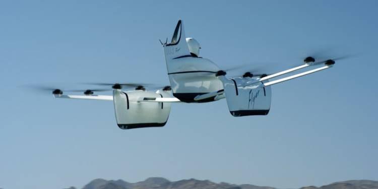 Flyer, la première voiture monoplace volante sans permis