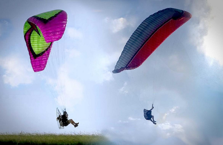 Ecole Full Blue Sky à Laragne (05) : parapente et paramoteur