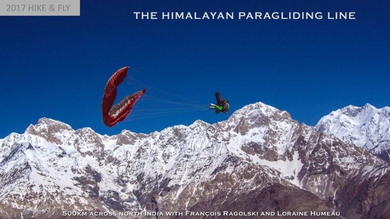 L'entraînement de François Ragolski avant son expédition dans l'Himalaya