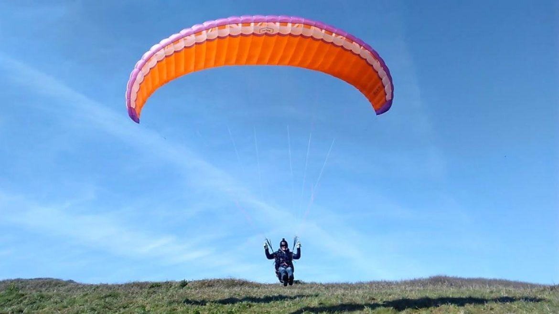 Tests de voiles dans le vent fort : Nova Ibex 4 23 m²