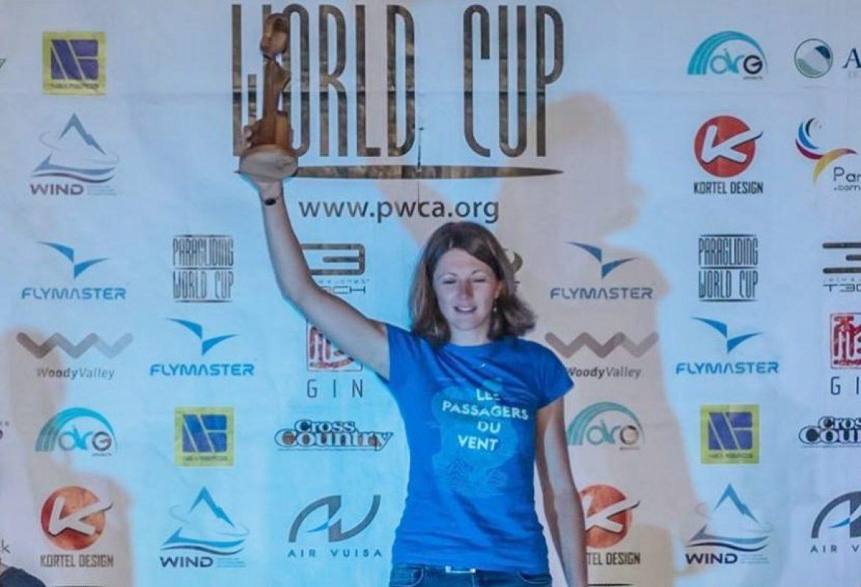 Interview de Laurie Genovese, la championne PWC qui défie les hommes