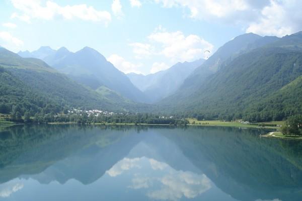 Baptême parapente avec VIREVOLTE dans le Val Louron (65)