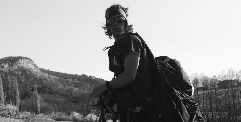 Maël Jimenez : un an du premier vol aux premières connexions de voltige
