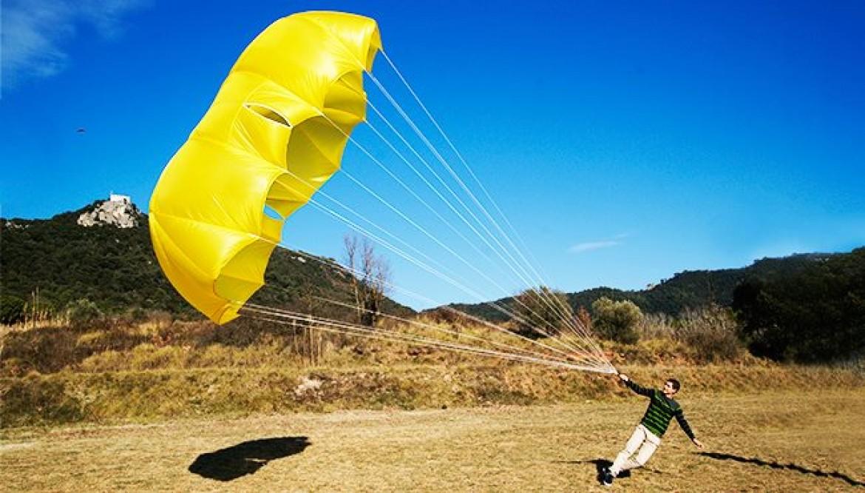 NIVIUK Octagon, le parachute de secours proposé par NIVIUK