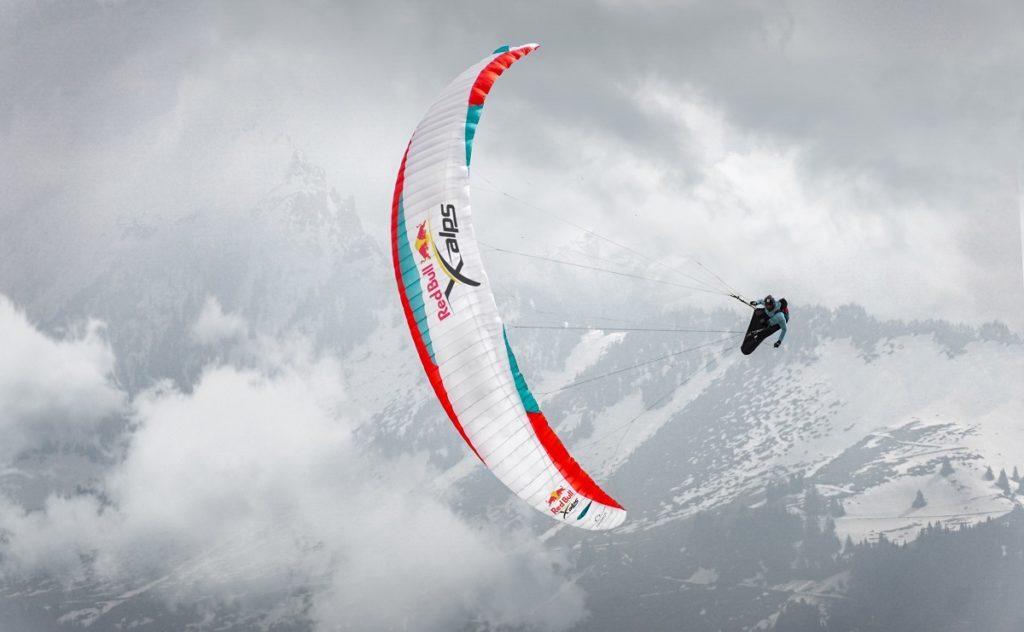 OMEGA XALPS 3, 2 lignes, légère et maniable pour compétitions Hike&fly